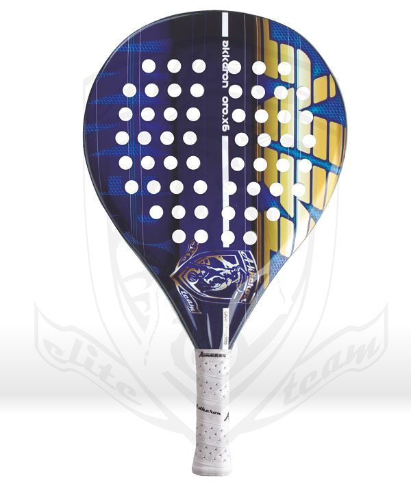 Pala Akkeron Oro Azul X6