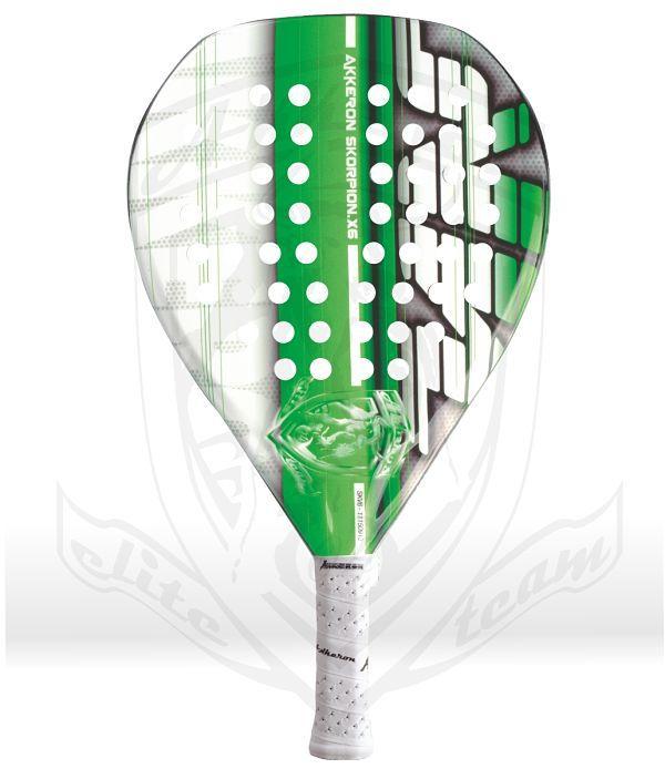 Pala Skorpion Verde X6 Akkeron