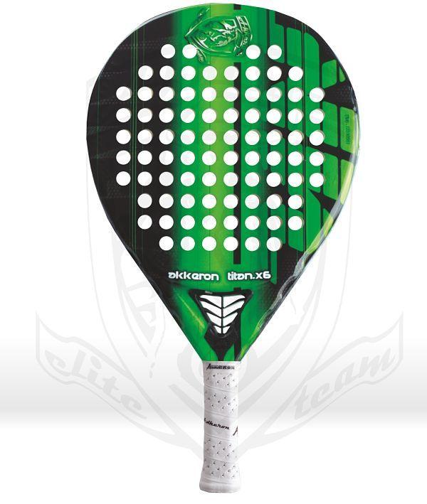 Pala Titan Verde X6 Akkeron
