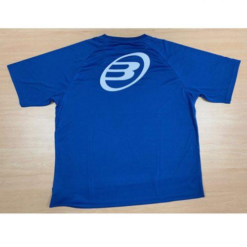 Camiseta Bullpadel Presente Blue