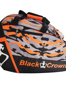 Paletero Black Crown Work Orange