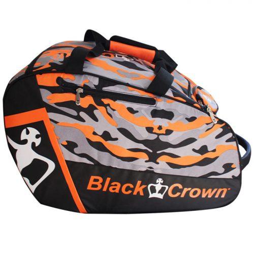 Paletero Black Crown Work Orange