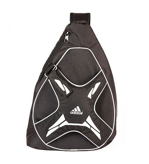 tienda Bandolera Mochila Padel Adidas Negra YK1fq