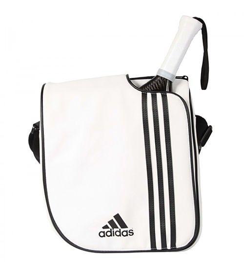 Bolsa Adidas Messenger Blanco