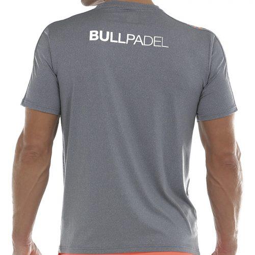 Camiseta Bullpadel Sansevi Gris 20