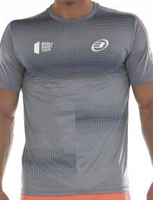 Camiseta Bullpadel Sansevi Gris