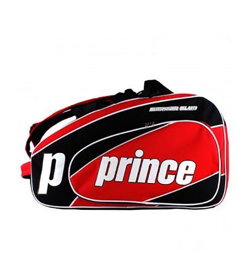 Paletero Prince Warrior Club Rojo-Negro 2016