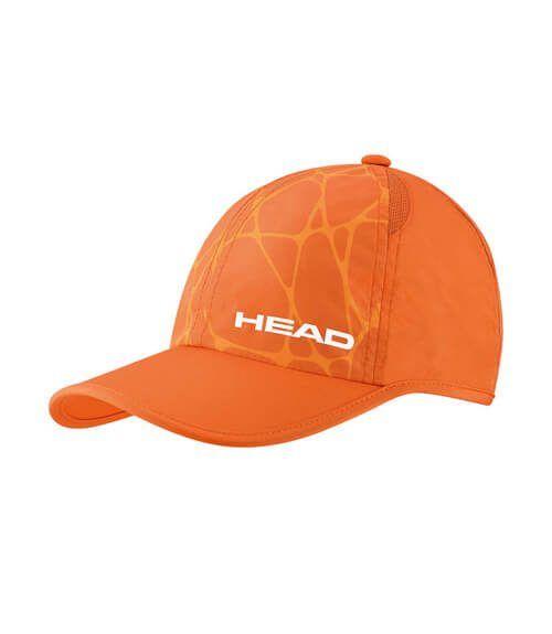 Gorra Head Light Function Naranja