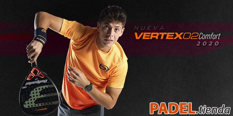 Pala Bullpadel Vertex Comfort-Juan Tello
