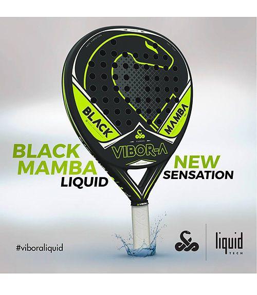 Pala Vibora Black Mamba Liquid