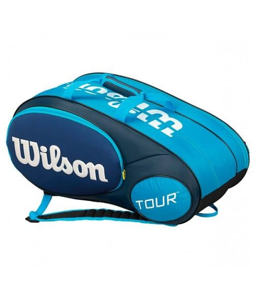 Paletero Wilson Tour Azul