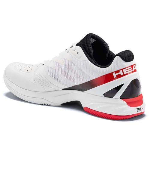 Zapatillas Head Sprint Pro Blanca Clay