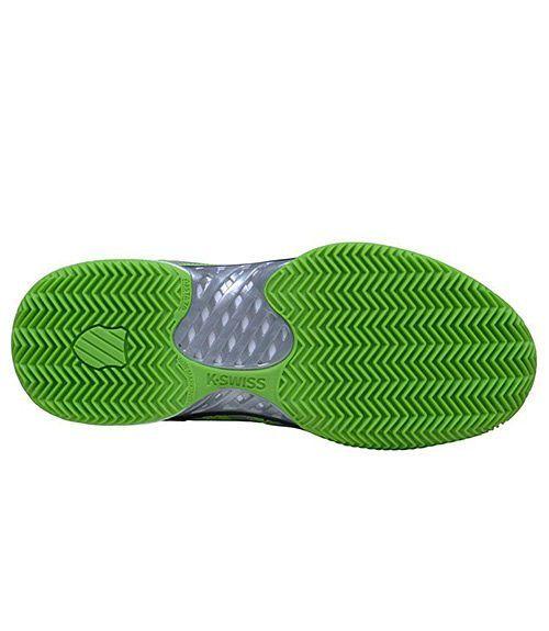 K-Swiss Hypercourt Exp Hb Verde Zapatillas