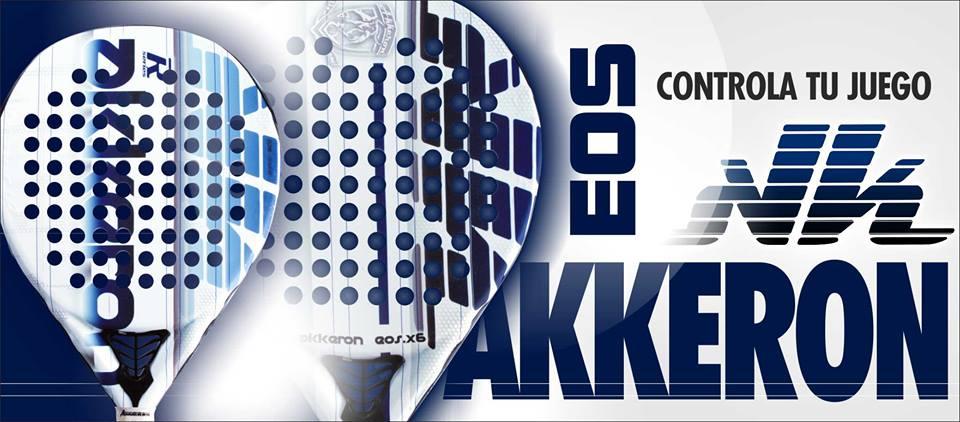 Pala EOS 2016 de Akkeron