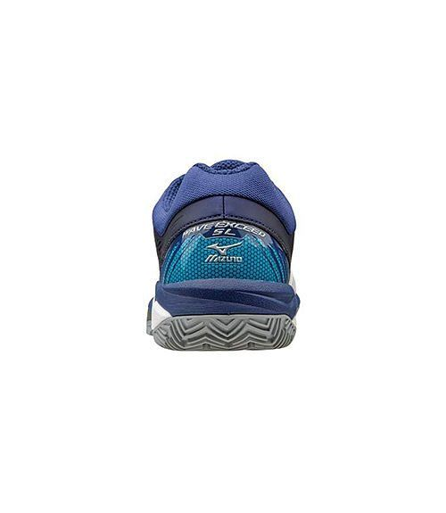 2016 Zapatillas Mizuno Wave Exceed SL CC Azul-Blanco