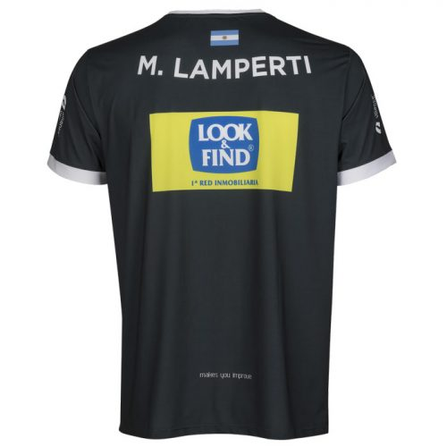 Camiseta Oficial Nox Miguel Lamperti