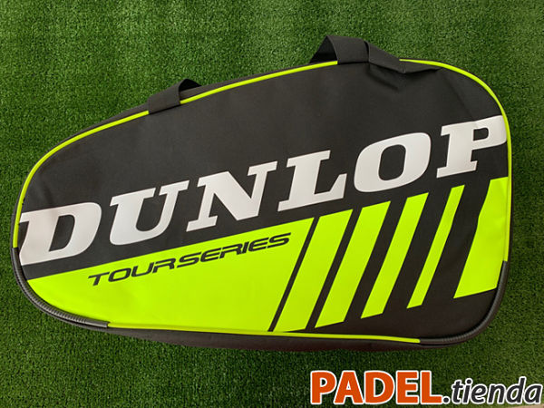 Paletero Dunlop Competition Yellow