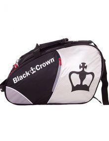 Paletero Black Crown Sun Plata-Negro