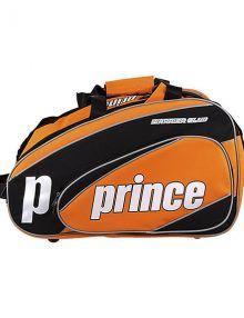 Paletero Prince Premier Club Naranja-Negro