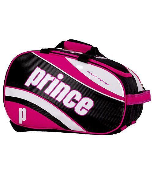Paletero Prince Tour Team Fucsia-Negro