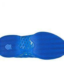 K-Swiss Hypercourt Express Hb Azul Zapatillas