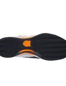 K-Swiss Hypermatch HB Negro-Naranja Zapatillas