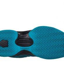 Zapatillas KSwiss Hypercourt Express 2 HB Azul-Negra Suela