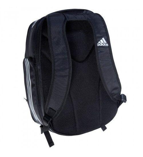 Adipower Black Mochila Adidas