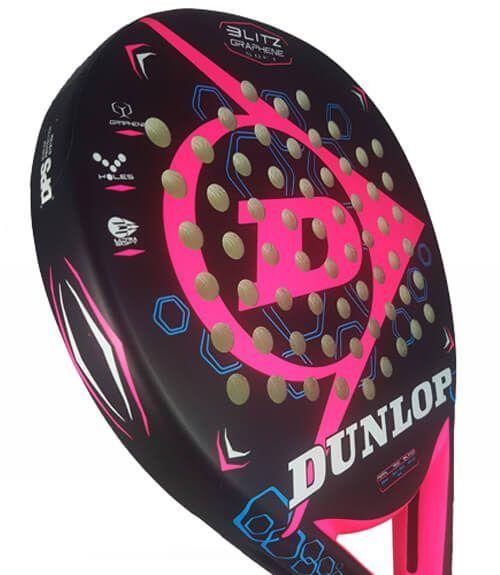 Dunlop Blitz Graphene Soft Pala