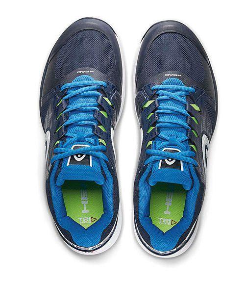 Head Zapatillas Nitro Pro Clay Azul