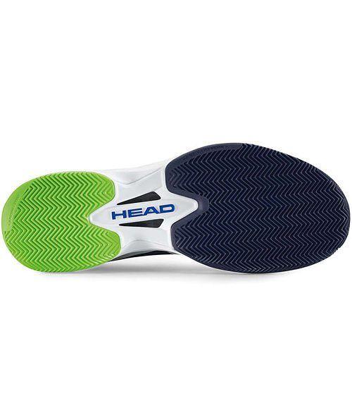 Nitro Pro Clay Azul Zapatillas Head