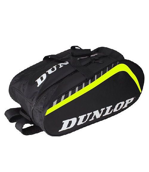 Paletero Dunlop Play Grande Amarillo