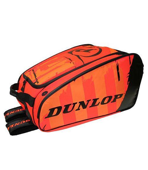 Paletero Dunlop Pro Naranja
