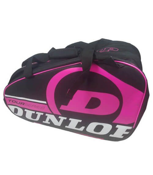 Paletero Dunlop Tour Rosa