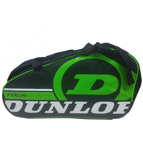 Paletero Dunlop Tour Verde