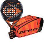 Pack Dunlop Pala Thunder + Paletero Pro Naranja