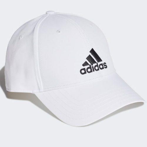 Gorra Adidas Baseball Blanca 20
