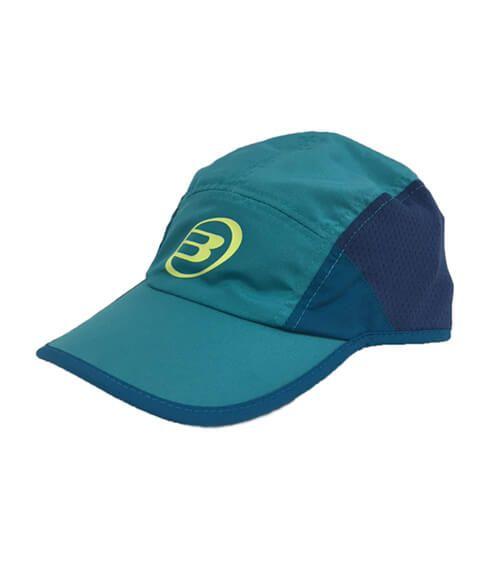 Gorra Bullpadel Verde Azulado