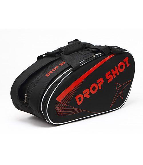 Paletero Drop Shot Draco Rojo