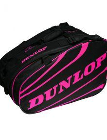 Paletero Dunlop Competition Rosa