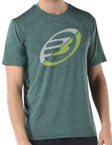 Camiseta Bullpadel Cogne Verde