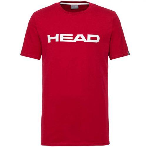 Camiseta Head Club Roja