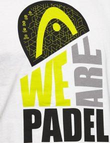 Camiseta Head Sanyo Pala Detalle