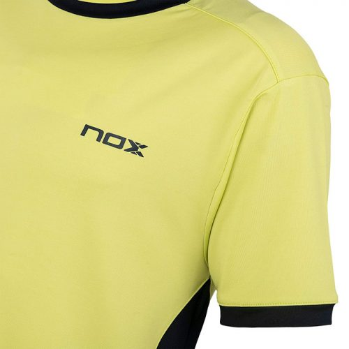 Camiseta Nox Pro Lima Detalle