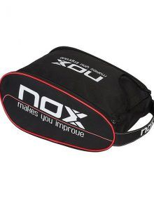 Nox Zapatillas Negra Bolsa
