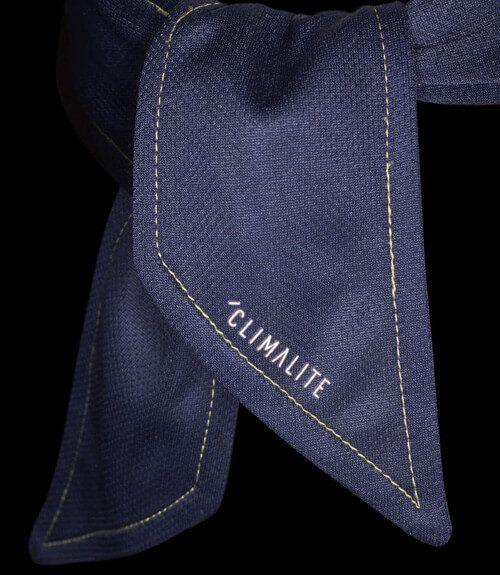 Adidas Azul-Lima Cinta Pelo