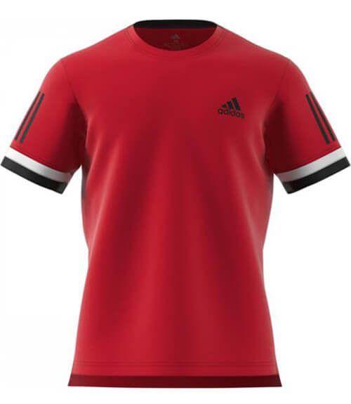 Adidas Camiseta Club Roja