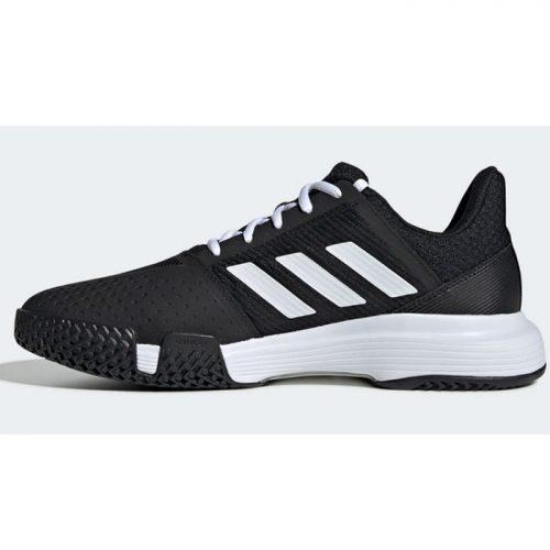 Adidas Zapatillas Courtjam Bounce Negras