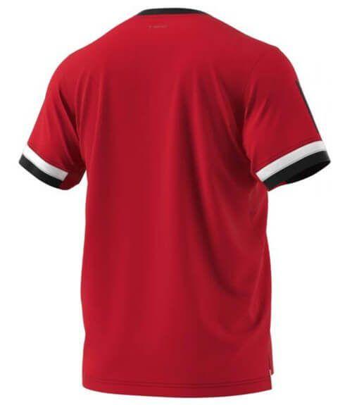 Camiseta Adidas Club Roja 2018