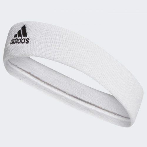 Cinta Cabeza Adidas Blanca